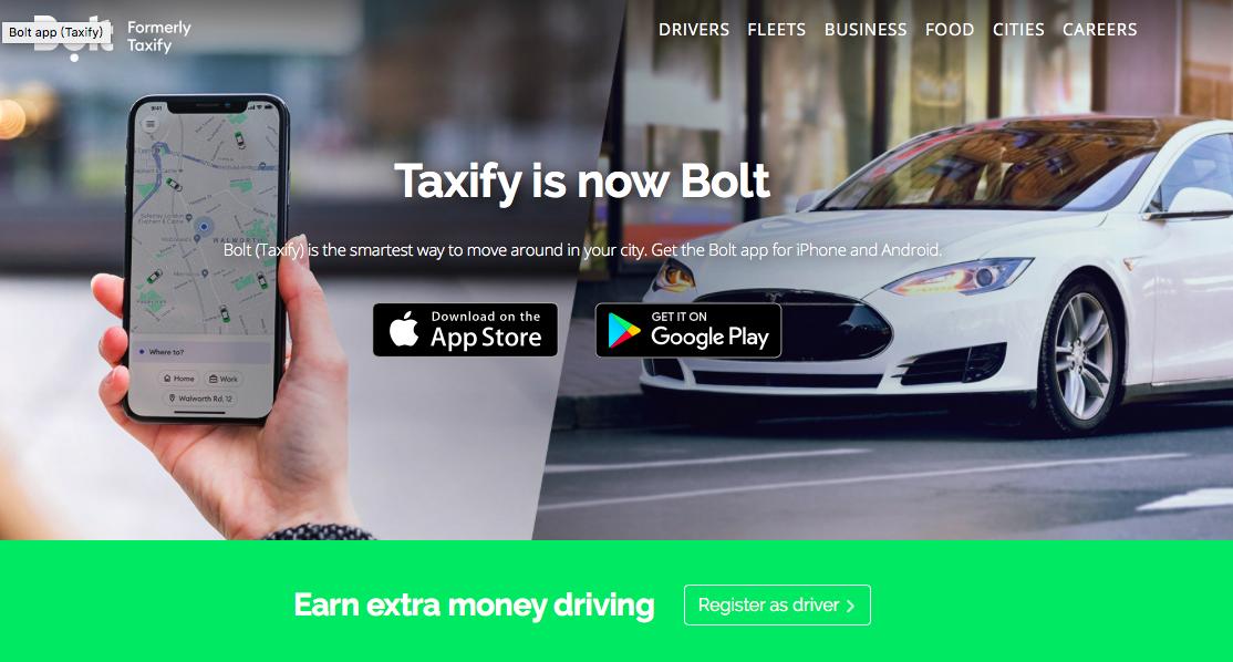 『俄羅斯 – 聖彼得堡 』 俄羅斯便宜交通之兩人以上搭Bolt Taxify超便宜!!折扣碼JR26G